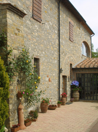 apartment in der Maremma